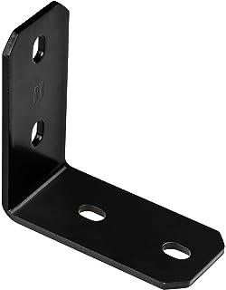 Black 8-1//4-Inch NATIONAL MFG//SPECTRUM BRANDS HHI N351-467 351467 Corner Brace