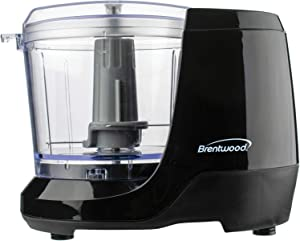 Brentwood Appliances Mc-109bk 1.5-Cup Mini Food Chopper (Black)