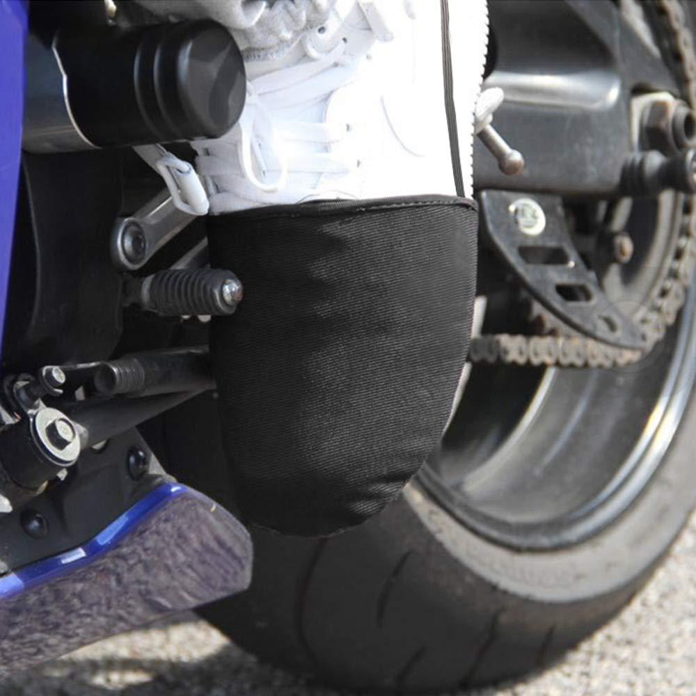 Iycorish Ajustadores de Parabrisas Flujo de Aire Ajustable Parabrisas Accesorios de Motocicletas de Viento para NC700S 2012-2014