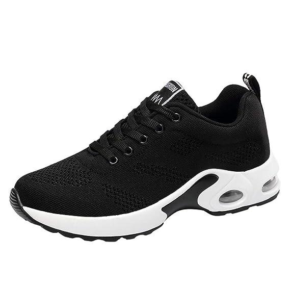 prima i clienti colori e suggestivi raccolta di sconti Dragon868 Sneakers Donna Scarpe Da Trekking Scarpe Comode Per Camminare  Scarpe Del Ginnastica Traspiranti Scarpe Stringate Running Zeppe