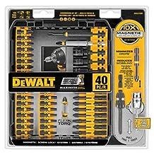 DEWALT DEWDWA2T40IR, 40-Piece Impact-Ready Screwdriver Set