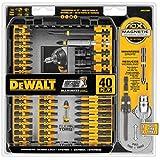DeWalt accesorios DWA2T40IR 40 piezas Juego de Impulsores