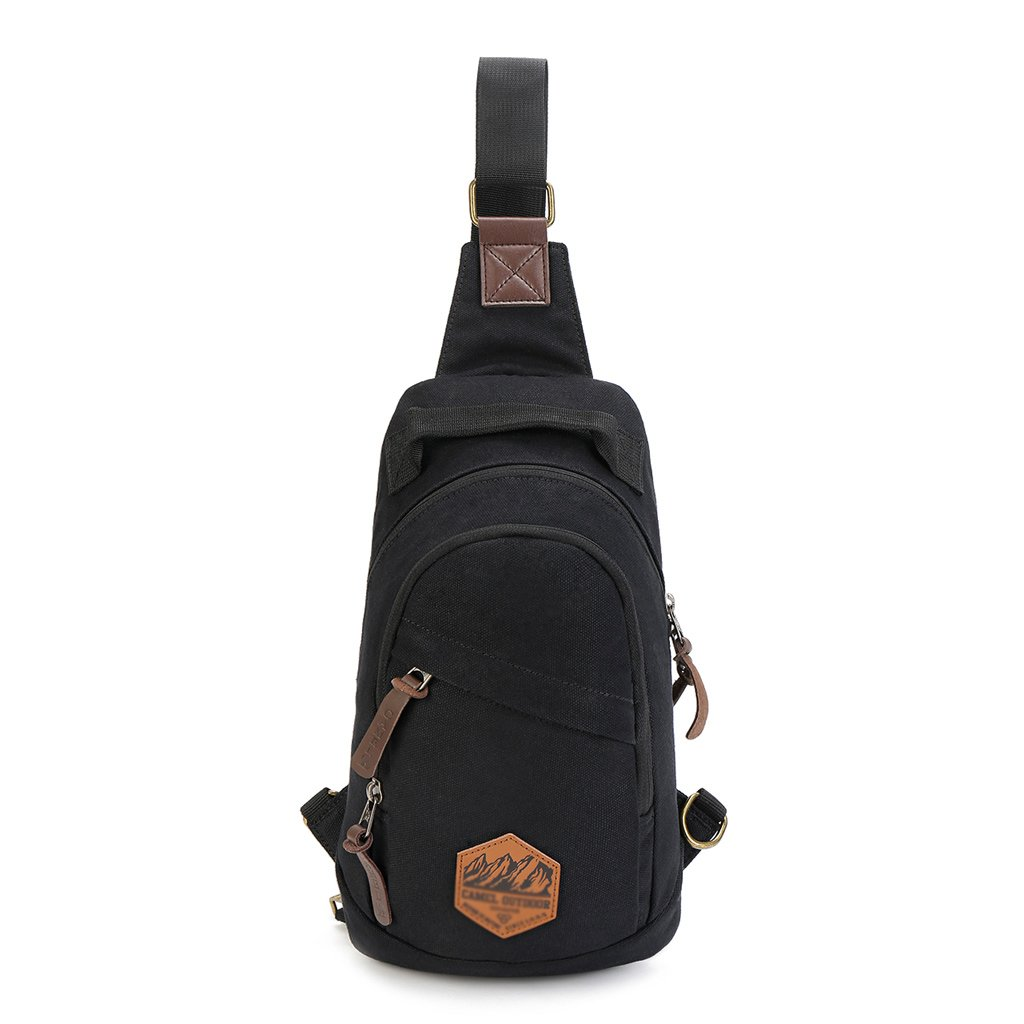 Xuan - Worth Having Outdoor Chest 3L Verschleißfeste reißfeste Reise Wandern Camping Freizeitpaket SBS Zipper Scientific Warehouse Bag Pattern