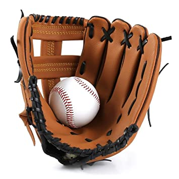 Benfa Guantes De Béisbol Guantes De Softball Espesar Infield Pitcher ...