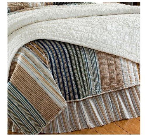 Be-you-tiful Home Wilton Stripe Bedskirt, King