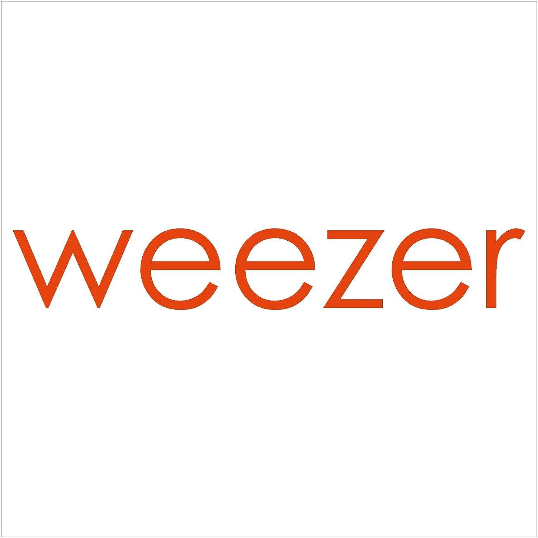 Weezerビニールデカールステッカー B076Z8DZS6 743161891734 6