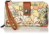 Sakroots Large Smartphone Crossbody, Sunlight Flower Power