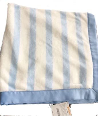 87657ae463 Image Unavailable. Image not available for. Color  Gymboree Blue and White  Striped Soft ...