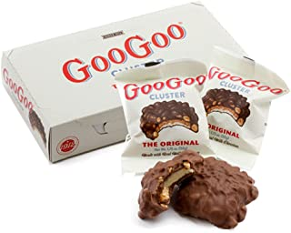 product image for Goo Goo Cluster Candy Bar, Original, 21 Ounce
