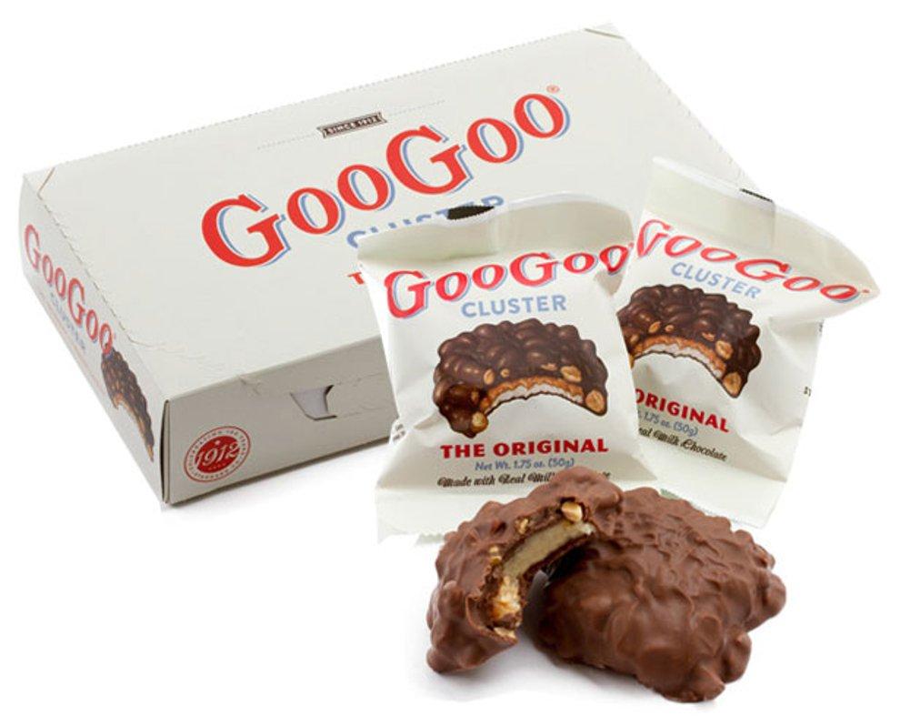 Goo Goo Cluster Candy Bar, Original, 21 Ounce