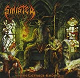 Sinister: Carnage Ending,the (Audio CD)