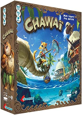 SD Games- Chawai Juego entretenido (SDGCHAWAI01): Amazon.es ...