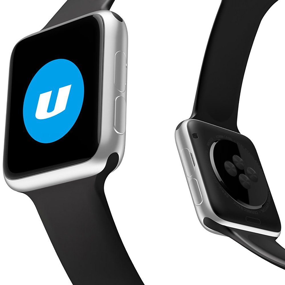 Leopard Shop Ulefone Smart Watch Marcador telefónico SMS podómetro ...