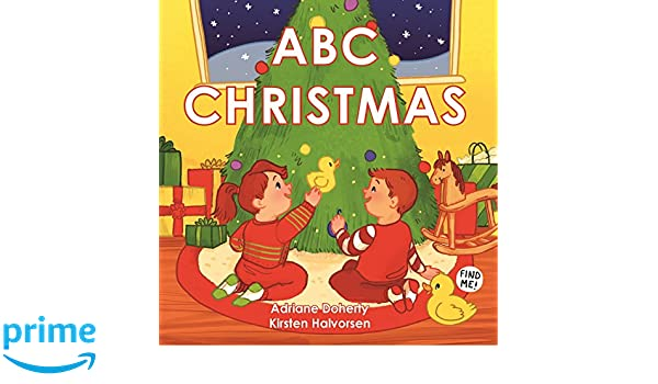Amazon com: ABC Christmas (My First Alphabet Book