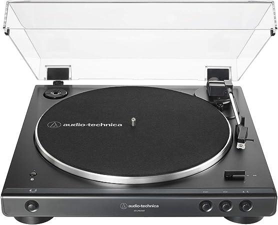 Audio - Technica AT-LP60XBT Giradiscos Automático Estéreo ...