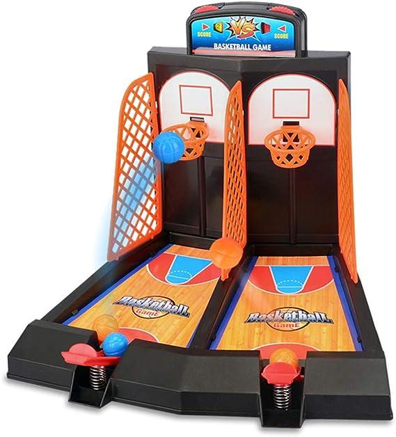 Ailyoo Mesa de Baloncesto Mini Dedo Canasta de Juguete Deportes ...