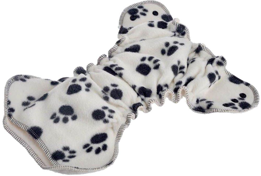 Bum Hugger Pants Hemp with Fleece Layer Velcro Paws Ellas House