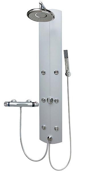 Panel de ducha con termostato ducha panel columna de ducha ...