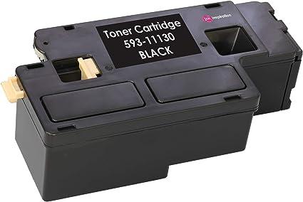 Schwarz Premium Toner Kompatibel Für Dell C1660 C1660w C1660dw C1660cn C1660cnw 1 250 Seiten Bürobedarf Schreibwaren