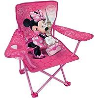 Fun House 712907 DISNEY MINNIE Chaise - Fauteuil de Camping pliable pour enfant