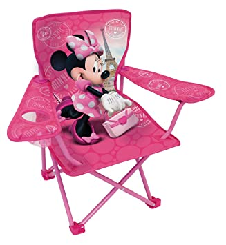 Fun House 712907 Disney Minnie Silla - Silla de Camping ...