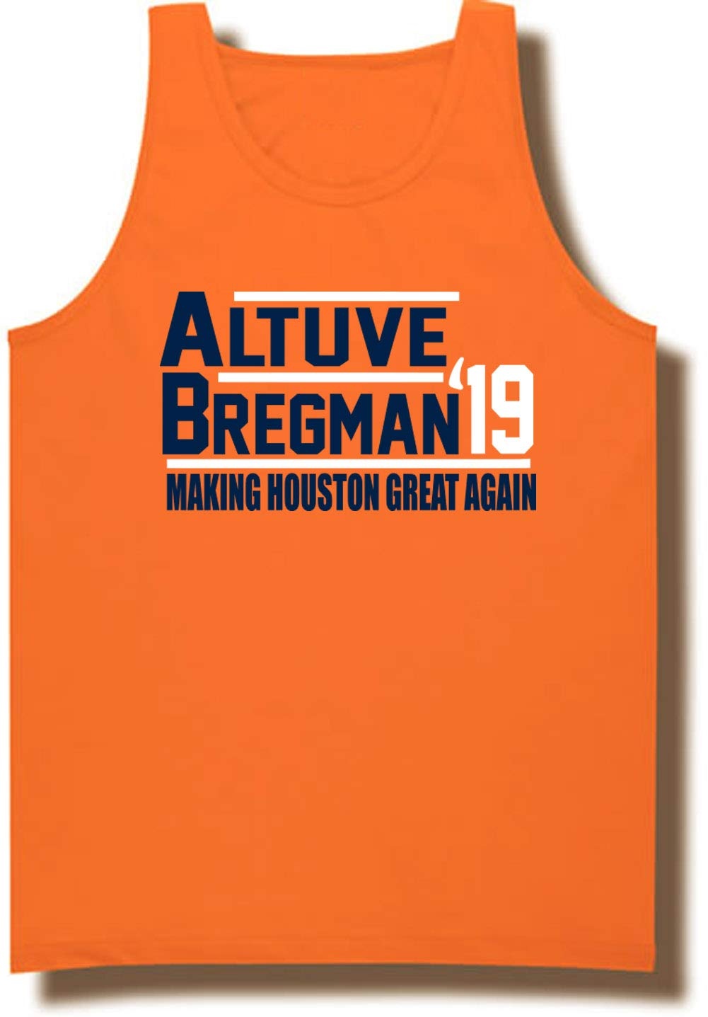 Shedd Orange Houston Altuve Bregman 2019 Shirts