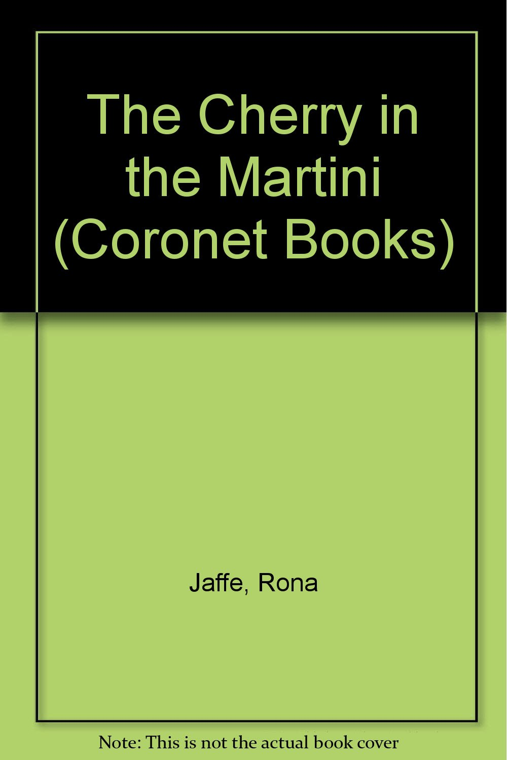 Download The Cherry in the Martini (Coronet Books) pdf epub