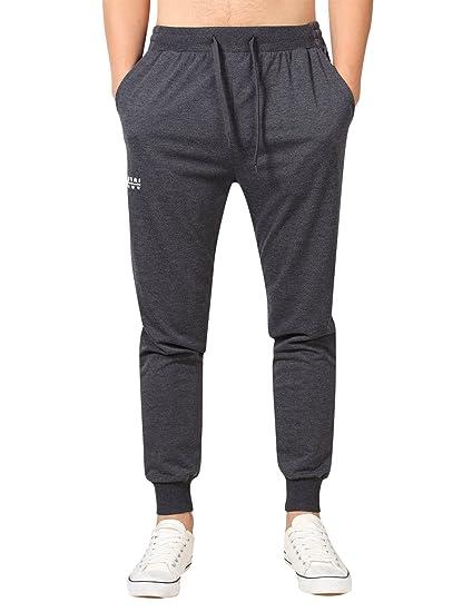 f29cce488d Amazon.com: MrWonder Men's Casual Joggers Pants Fitness Running ...