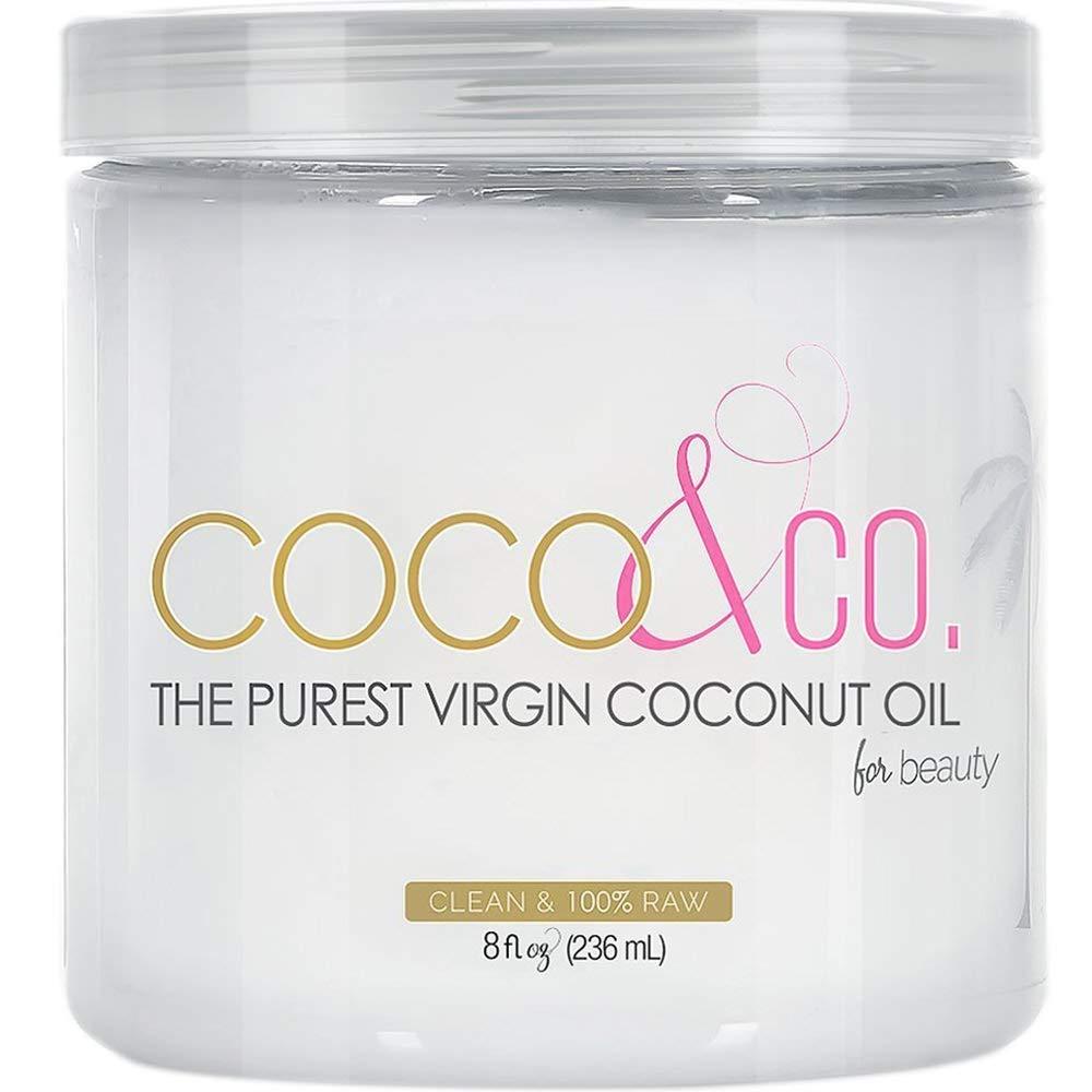 COCO & Co. Organic Extra Virgin Coconut Oil