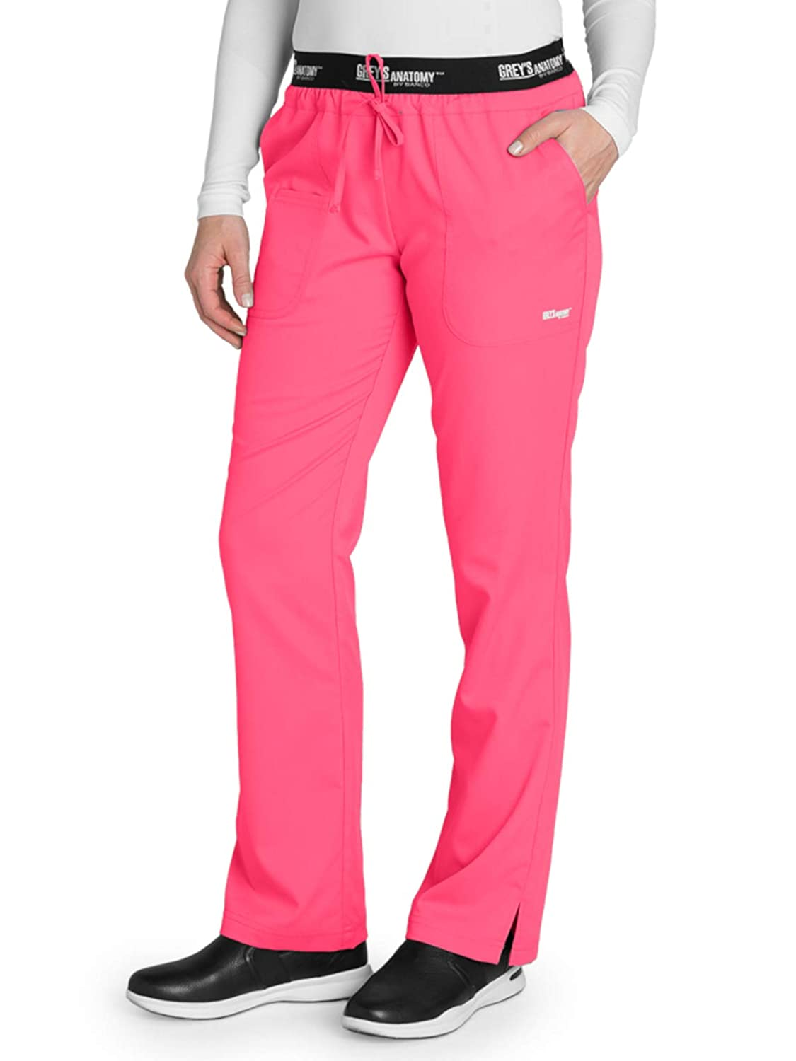 Grey's Anatomy Active 4275 Women's Logo Waist Drawstring Pant