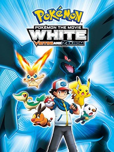 Pokémon the Movie: White-Victini and Zekrom by