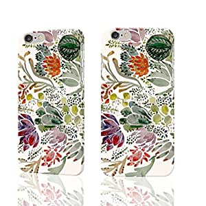 """Succulents iPhone 6 Case ,Design Style Pattern 3D Case Cover Shell Protector for iPhone 6 4.7"""" inch"""