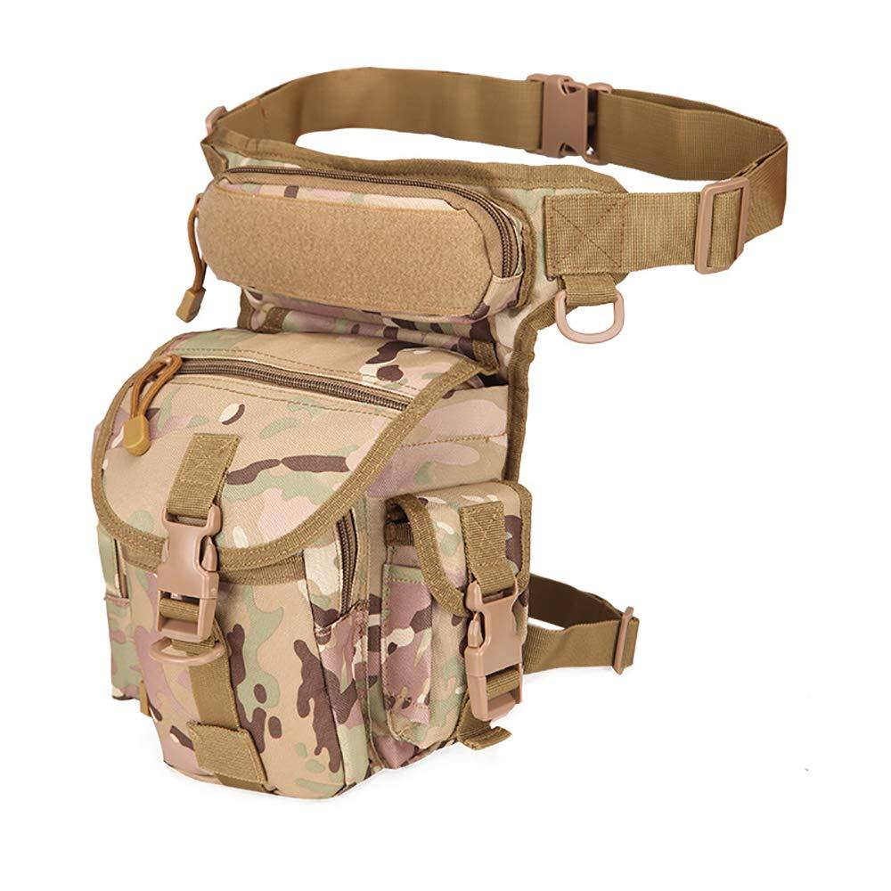 XXIAZHI,/Étanche Oxford Tissu Arm/ée Camouflage Une /Épaule Slung Reporter Photographie Sport Nouveau Jambe Sac