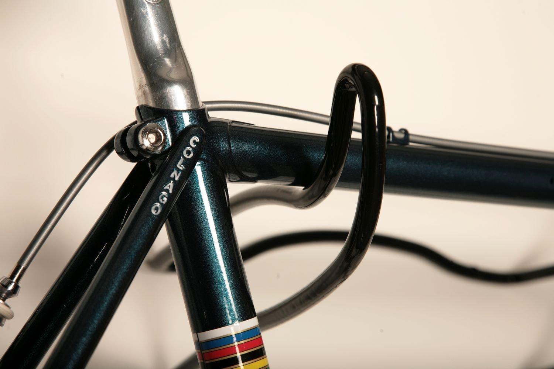 Outline Works Trophy Bull Bicycle Rack Black