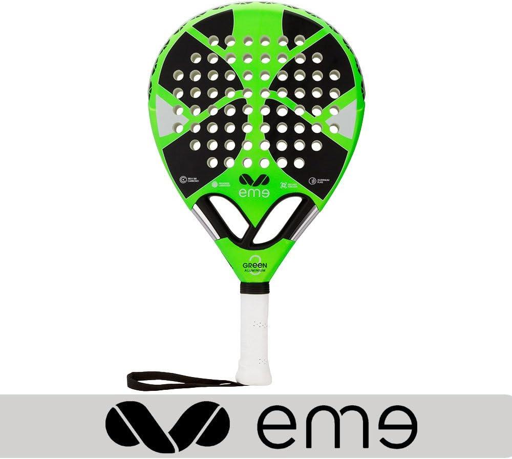 Pala Eme Green Aluminium 3: Amazon.es: Deportes y aire libre