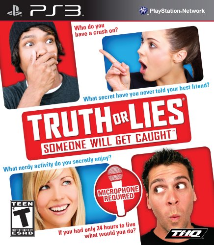 Truth or Lies - Playstation 3 - Galleria Stores Houston