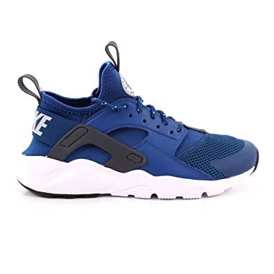 Nike Air Huarache Run Ultra Junior Bleu