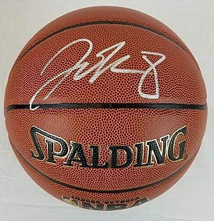 Autographed Jahlil Okafor Basketball - Spalding I O Schwartz Sports COA -  Autographed Basketballs 2d463ec5e