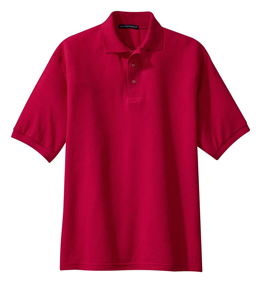 Port Authority Silk Touch Polo K500 Red 3XL