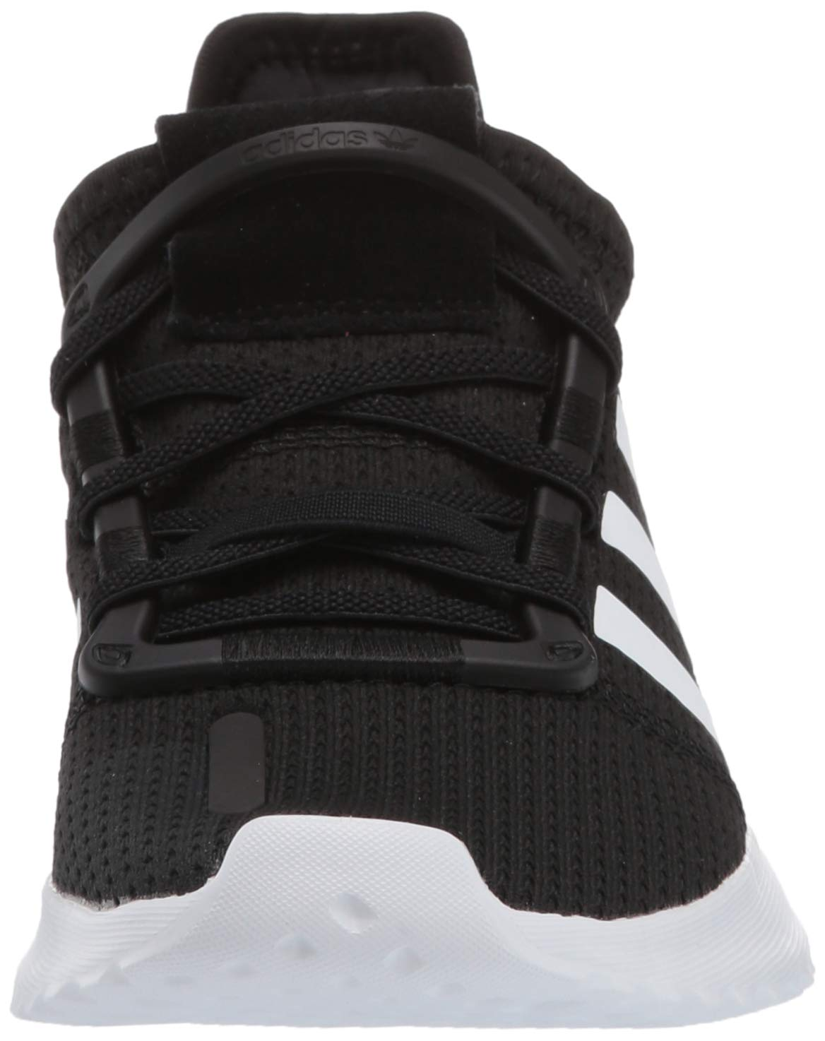adidas Originals Baby U_Path Running Shoe Black/White/Shock red 6K M US Toddler by adidas Originals (Image #4)