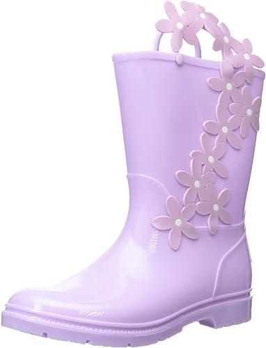 Amazon.com   Splash Me Rain Boots Kid's
