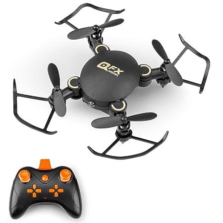MEETGG Mini Dron cuadricóptero teledirigido, Modo de Cabeza, Alto ...