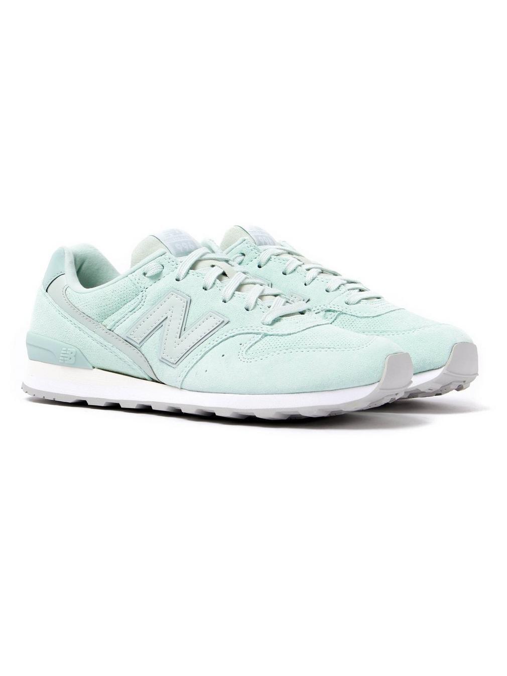 New Balance WR996WPP Sneaker Mujer 37 EU|Verde