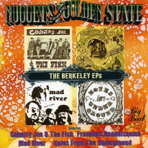 The Berkeley EPs: Nuggets From the Golden State (Fish Nuggets)