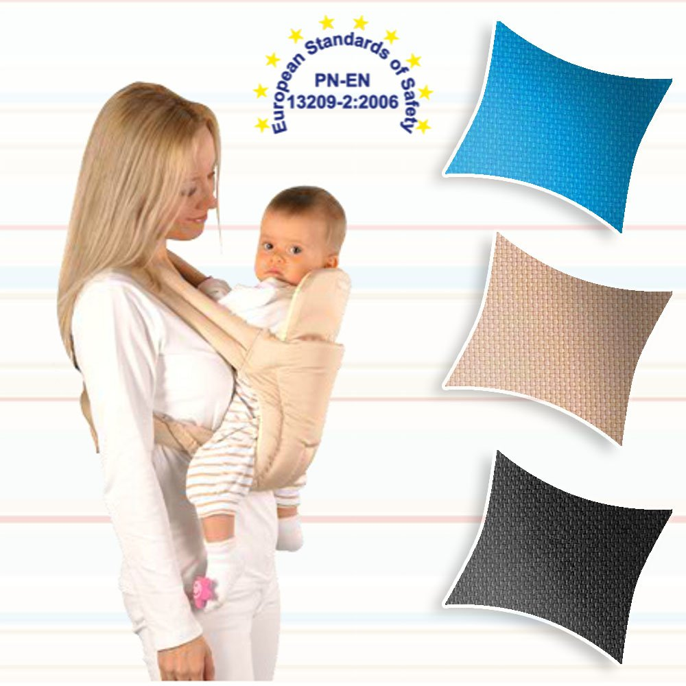 Baby Infant Newborn Carrier Front Facing Harness Walking Comfort (Blue) Womar N1