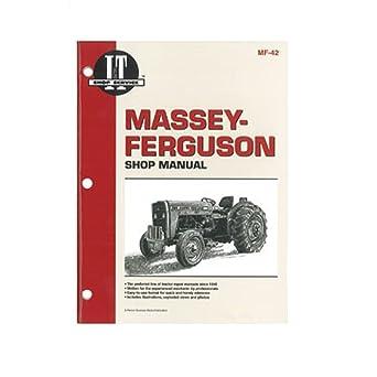 massey ferguson 250 shop manual