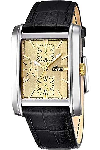 Lotus Smart Casual 18223/3 Reloj de Pulsera para hombres muy deportivo: Amazon.es: Relojes