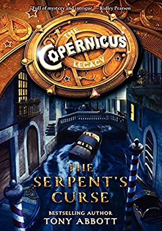 book cover of The Serpent\'s Curse