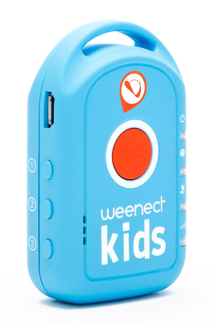 Weenect Kids. Localizzatore GPS per bambini