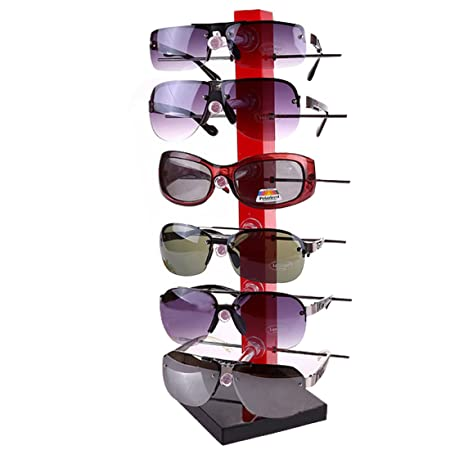 SMO Detachable For 40 Pairs Glasses Sunglasses Retail Show Clear Beauteous Retail Shoe Display Stands Uk
